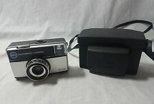 Kodak Instamatic 255x Cool Vintage 1970s Retro 126 Cartridge Film Camera