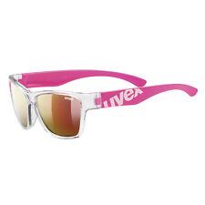 Uvex Occhiali da ciclismo per Bambini Taglia unica colore Rosa