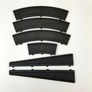 Scalextric Sport 1/32 Bank Sections BD, BH, BE-L, BF-R Lot of 6 Replacement Xtra