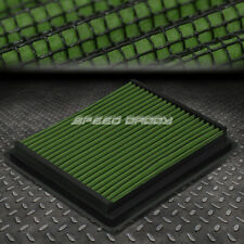 FOR 98-09 RANGER/B-SERIES GREEN REUSABLE&WASHABLE HIGH FLOW DROP IN AIR FILTER