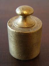 ANCIEN POIDS DE 100 GRAMMES*A.R.*POUR BALANCE ROBERVAL LAITON OUTIL WEIGHT