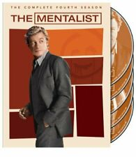 The Mentalist: The Complete Fourth Season (DVD,2012)