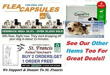 Capstar (nitenpyram) FastActing Oral Flea Treatment Dogs L See Our Other Items 2