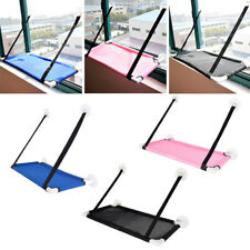 Hanging Cat Window Mat Perch Hammock Kitten Safety Rest Bed with Suction Cups