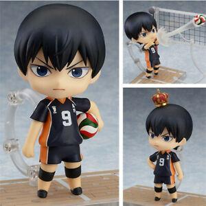 489# Haikyu!! No.9 Tobio Kageyama Toy Model Action PVC Anime Figure Figurine NB
