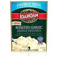 Idahoan Mashed Potatoes, Roasted Garlic