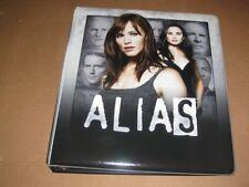 Alias Season 4 Trading Card Binder Album