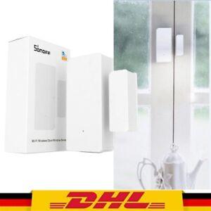 SONOFF DW2 WLAN-Tür- und Fenstersensor mit Telefonbenachrichtigungsalarm