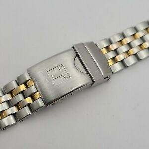 Vintage TISSOT Watch band Stainless steel P464.152  Length: 174mm; width is 18mm