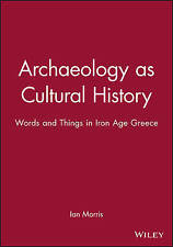 Archaeology Books Cultural History