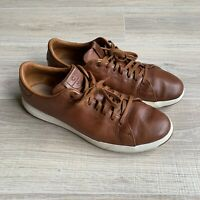 Cole Haan Grandpro Tennis Sneakers Brown Sz 10 M Men Casual Fashion Shoes