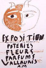 "Pablo PICASSO MONTATO Mourlot Lithograph 1959 affiches Originales 14 X 11 ""AO57"
