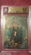 Blake Bortles 2014 Topps Fire Wood Rookie Card RC 15/25 BGS 9.5 Gem Mt Rare !