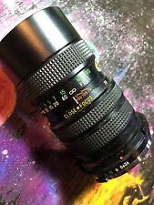 (EXC+++) Vivitar 70-150mm f/3.8 Macro Focusing Zoom Lens - Olympus O/OM Mount