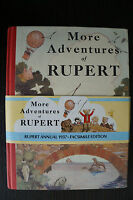 Rupert Annual 1937 - Facsimile With Band - Excellent Condition