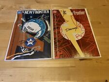 DC: THE NEW FRONTIER (2004) #1 2 SIGNED DARWYN COOKE HTF RARE