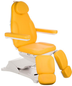Kosmetikliege Kosmetikstuhl Fußpflegestuhl Barberstuhl Wellness Elektrisch