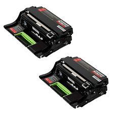 2 Pk Lexmark MX610de MX511dte MX511dhe MX511de MX510de MX410de MX310dn MS610dtn
