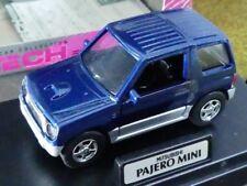 1/43 MTECH Mitsubishi Pajero Mini blau 45690-8
