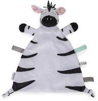 Purflo COMFORTER- LITTLE ZIGGY Baby Soft Toy Blanket BN