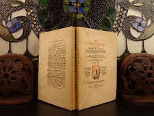 1875 1ed Demonology Sinistrari Occult Demons Incubus Succubus Demonic Possession