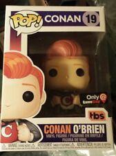 Funko Pop! Conan O'Brien Revealed Conan SDCC 2018 GameStop Exclusive IN HAND