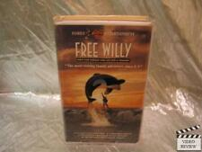 Free Willy VHS Large Case