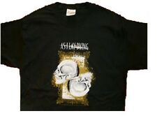 """As I Lay Dying 'Death' black t shirt size large=42"""" chest"""