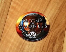Moons of Madness Rock Pocket Games promo Button / Pin Gamescom 2017 Xbox One PS4
