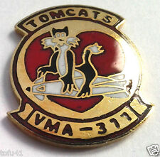 TOMCATS VMA-311 Military Veteran US MARINES Hat Pin P12348 EE
