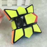 Zappeln Sie Spinner Würfel 1x3x3 Floppy Cube Puzzle Spinner Angst-Zappeln Spielz