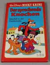 Disney´s Micky Krimi - sprechender Knochen/Überfall in Geisterbahn - 1973  /S198