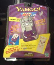 2000 Tiger Electronics HASBRO Yahoo HIT Clips Micro Sistema Musicale scaricato NUOVO
