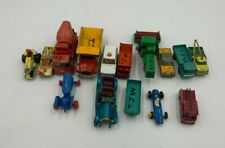 Vintage Matchbox Lensley Model Vehicles Used Good Condition (HC)(A)
