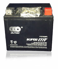 1 Neptune/FirstPower YTX7L-BS for Go Cart Moped ATV Scooter 12V 6AH Battery