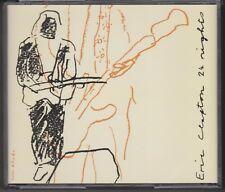 ERIC CLAPTON 24 Nights Recorded Live at Royal Albert Hall London 1990 & 1991 2CD