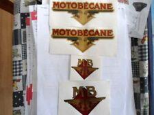 autocollant motobecane-motoconfort d 45 100cc - 125 cc années 50