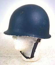 More details for blue m1 helmet