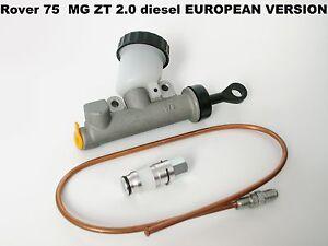 ROVER 75 / MG ZT 2.0 diesel  TAZU CLUTCH MASTER CYLINDER ***EUROPEAN VERSION***