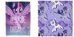 My Little Pony Fleece Blanket Snuggle Throw My Little Pony Movie Adventures Pick
