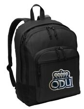Old Dominion University Backpack BEST ODU Backpacks CLASSIC STYLE