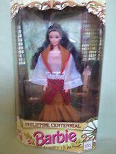 MATTEL~1998~PHILIPPINE CENTENNIAL BARBIE !