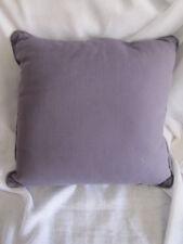 CLEARANCE SALE Zaab FLORIDA Plum 100% Cotton Cushion Cover SALE