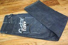 Men's G-STAR BLADE LOOSE FRONT PRINT Straight Leg Dark Blue Jeans Size W29 L30