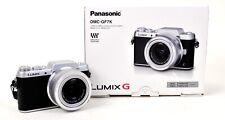 Panasonic Lumix G DMC-GF 7K MFT (mit G Vario 12-32mm 1:3.5-5.6 ASPH Mega)