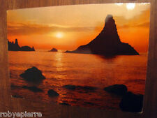 Vendo Cartolina postcard cartoline ACITREZZA sicilia pittoresca gran faraglione