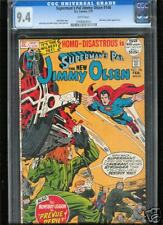 Superman's Pal Jimmy Olsen #146 CGC 9.4 NM  WHITE Pages Universal