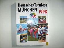 DEUTSCHES TURNFEST MÜNCHEN 1998