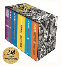 Harry Potter Set: The Complete Collection J. K. Rowling by J. K. Rowling (Multiple copy pack, 2013)