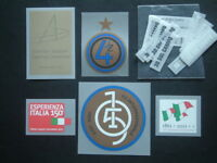 TOPPE ufficiali VARIE STAGIONI JUVE-INTER-LEGA official patch mix seasons